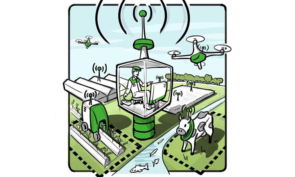 Cómo los Robots hacen que la Agricultura sea más Sostenible