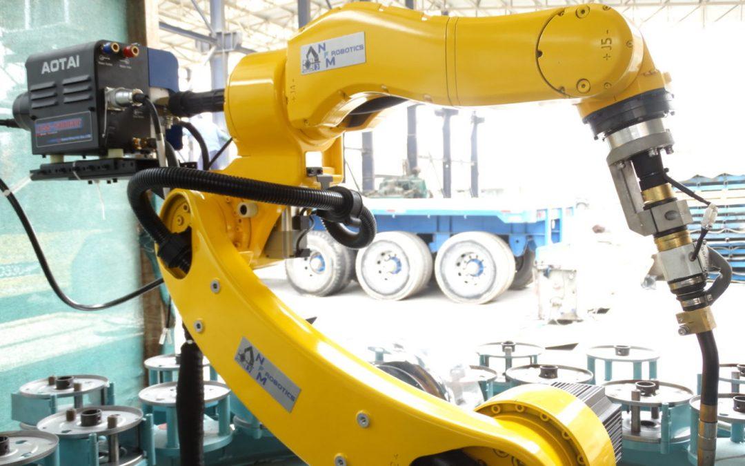 Robótica industrial en el mundo, Latinoamérica y en Perú 2020