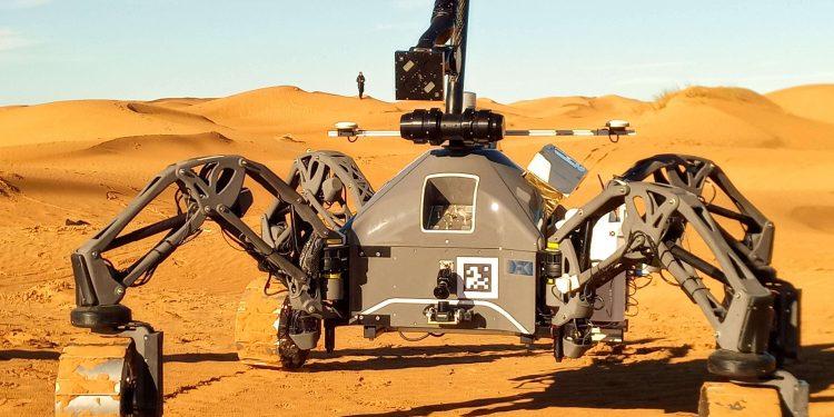 GMV consolida su liderazgo en la tercera fase del mayor programa de robótica espacial de la CE