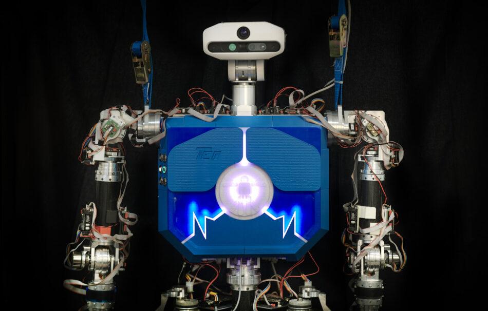 TEO: El Primer Humanoide del Futuro
