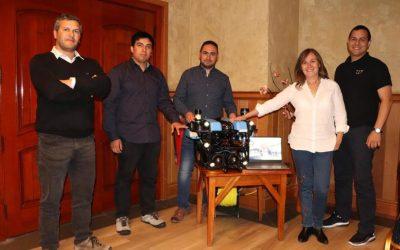 Inauguran primer servicio robótico especializado multimarca en Aysén