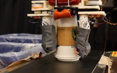 Robótica Ecológica: las Nuevas Tecnologías de Reciclaje