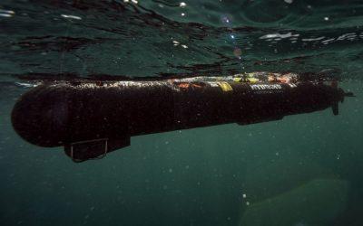 El submarino robótico de la Royal Navy será un banco de pruebas bajo el mar