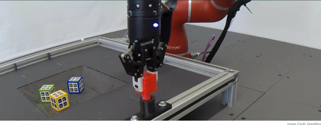 FERM: Entrena brazo robótico en 6 tareas de agarre en menos de una hora