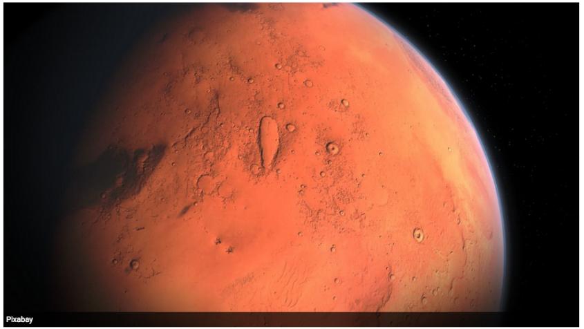 Sigue en vivo la llegada del robot Perseverance de la NASA a Marte