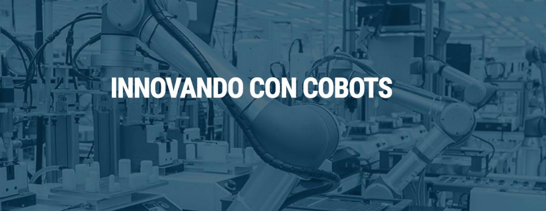 """Universal Robots presenta la jornada online """"Innovando con cobots"""""""