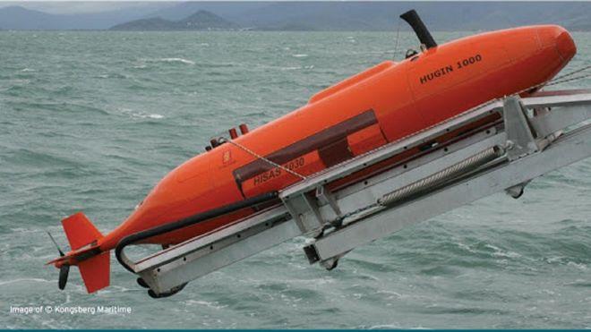 Compañía noruega crea un potente robot submarino para la exploración