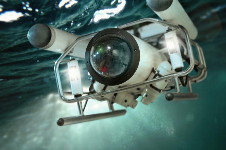 HMM pone a trabajar a los robots submarinos