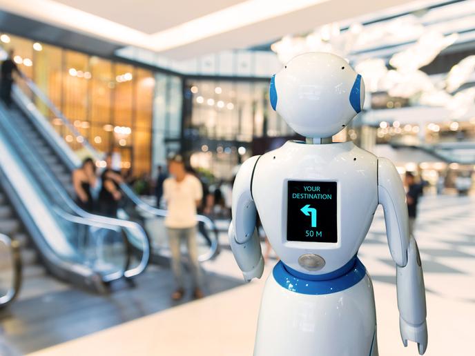 Los Robots Autónomos tienen como Objetivo Mejorar el Servicio al Cliente