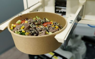 ¿Están los Robots Destinados a Hacerse Cargo de las Cocinas?