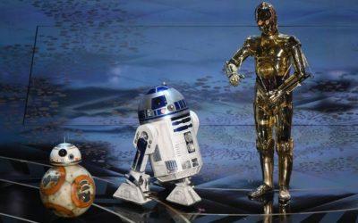 Así es el club de robots que fabrican a su propio R2D2 de Star Wars