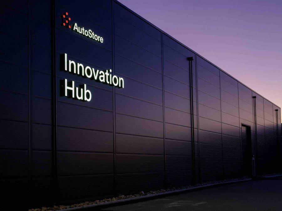 AutoStore presenta su nuevo centro de tecnología robótica