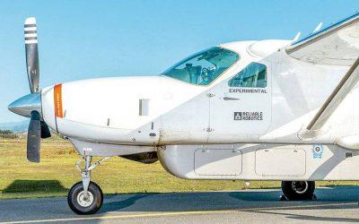 Reliable Robotics sueña con llenar los cielos de aviones autónomos