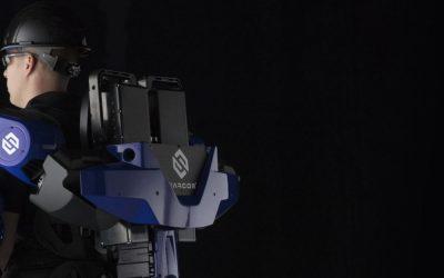 Sarcos Robotics está haciendo trajes de Iron Man para el gobierno
