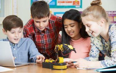 Diez juguetes para iniciar a los niños en la robótica