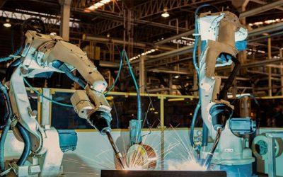 Los pedidos de robots del primer trimestre del 2021 aumentan un 20% en USA