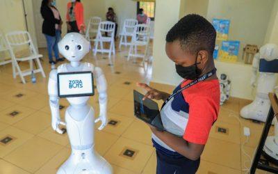 Expertos: el uso de robots en las escuelas puede inspirar soluciones innovadoras