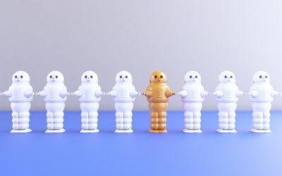 Las empresas cada vez utilizan más a los robots para contratar mejores humanos