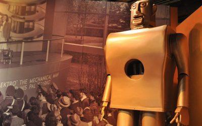 De Elektro a Sophia: así ha evolucionado la robótica humanoide