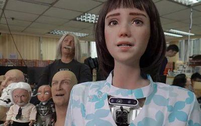 Así es Grace, la primera robot humanoide que atiende pacientes contagiados con COVID-19