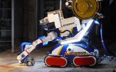 Los héroes robóticos de Fukushima