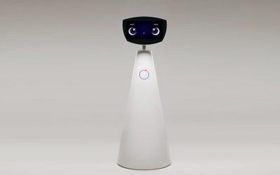 Robin, el robot que ayuda a los niños a perder el miedo al dentista