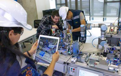 Duoc UC invita a vivir la Industria 4.0