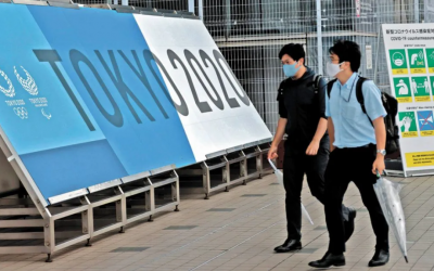 Tecnología robótica contra el covid en Tokio 2020