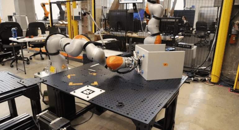 La nueva empresa de Google creará robots industriales que se adaptan a cada trabajo