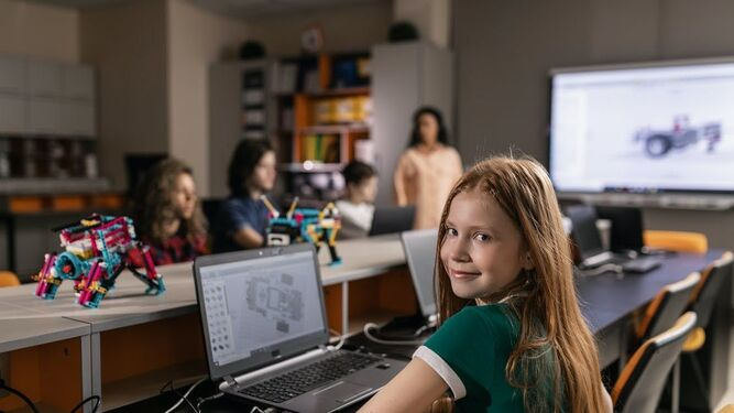 La robótica que no hará sus deberes, pero les enseñará