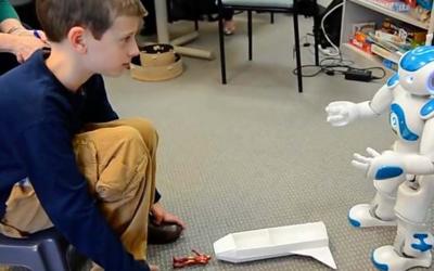 La robótica social se incorpora a la rehabilitación de enfermedades neurológicas