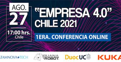 Conferencia online sobre Industria 4.0