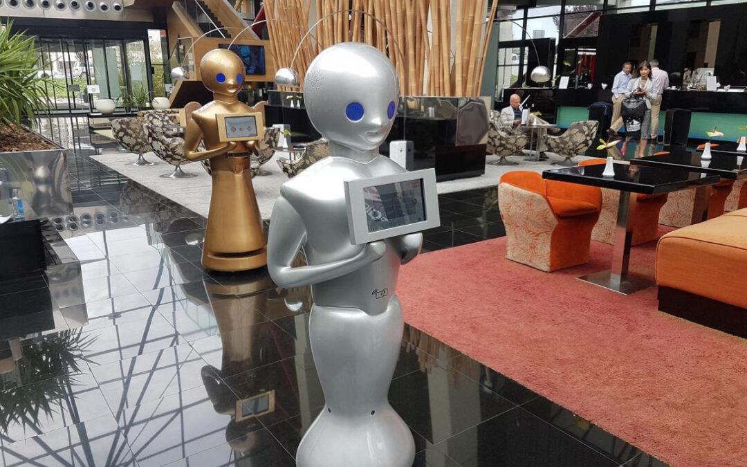 Robots: en qué áreas del hotel los empezaremos a ver