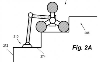 Lo próximo de Dyson son robots aspiradores que puedan subir escaleras y abrir cajones