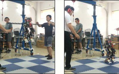 Nos estamos acercando a los robots humanoides voladores