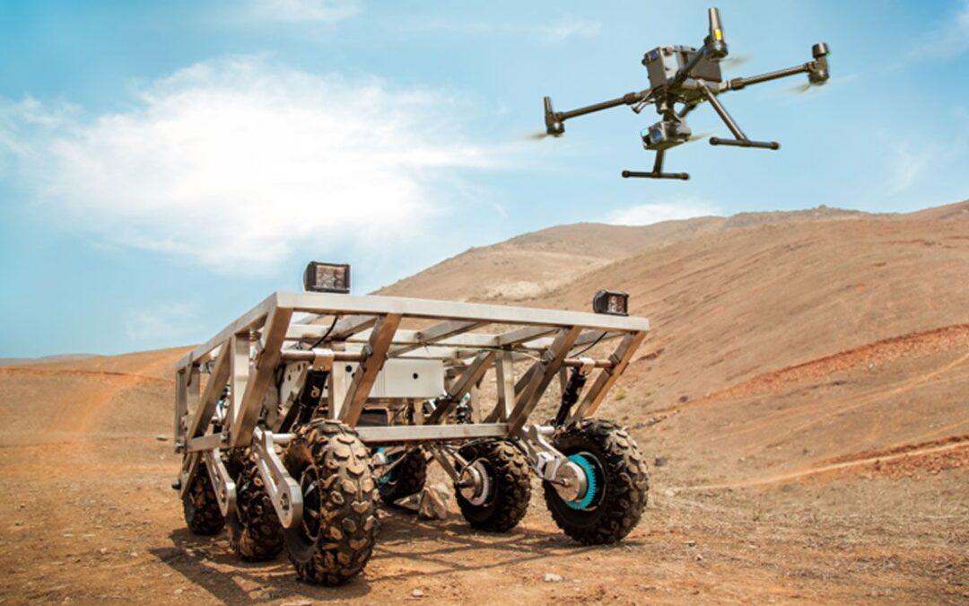 Empresa peruana lidera proyecto de exploración minera sostenible con robots