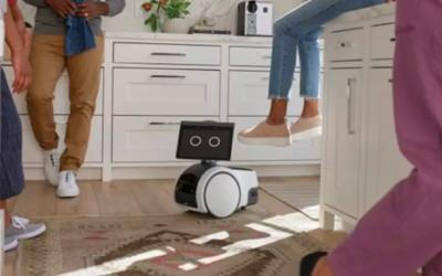 Amazon presenta su primer robot doméstico: se llama Astro y costará 999 dólares