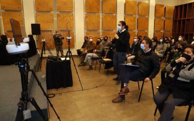 Entregan robots y tablets a siete escuelas chilenas de Chillán